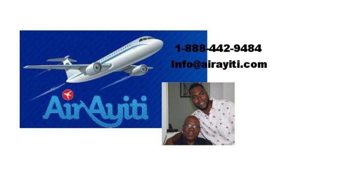 Nouveau: Air Ayiti
